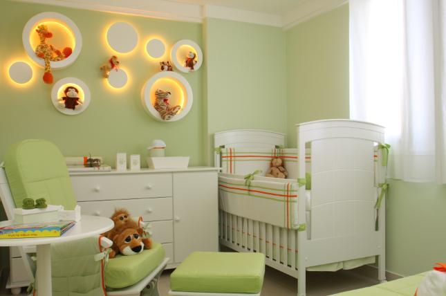 decoracao interiores quartos bebe:Quarto do bebê « Decoração « Arquitetura + Interiores