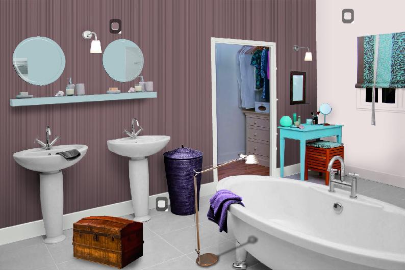 Simulador de decora o suvinil decora o arquitetura for Simulador interiores 3d