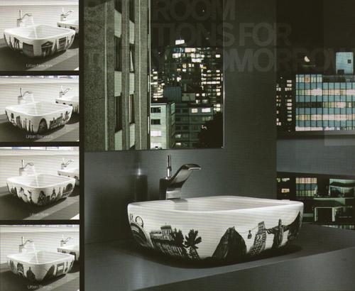 Cuba estampada? Não! « Decoração « Arquitetura + Interiores -> Cuba Para Banheiro Roca